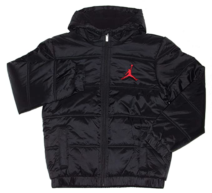 Amazon.com: Nike Air Jordan Jumpman Big - Chaqueta de puffer ...
