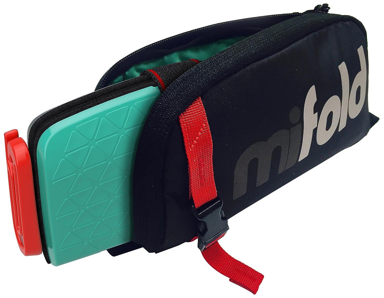 mifold MF02-BG/EU/GRY Aufbewahrungstasche fü r Grab-and-Go Booster, Kindersitz, grau Klein & More AG + Co. KG