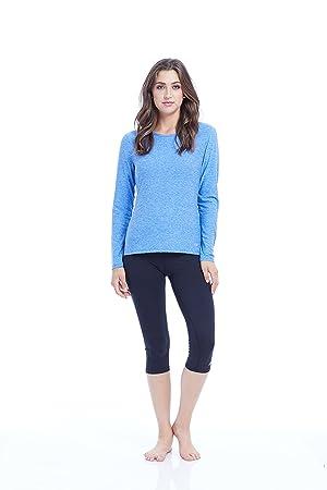 Et FemmeSports Cruise T Loisirs Shirt Marika Sleeve Long 8OPkNnwZ0X