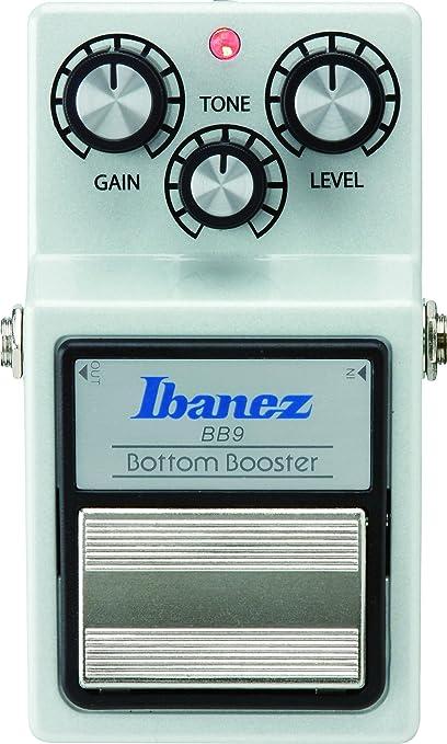 Ibanez BB9 - Pedal multiefecto para guitarra (turbo)