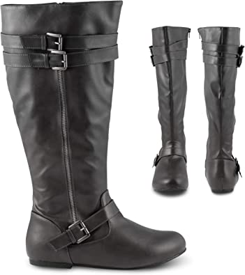 Twisted Shelly Women's Knee High Wide