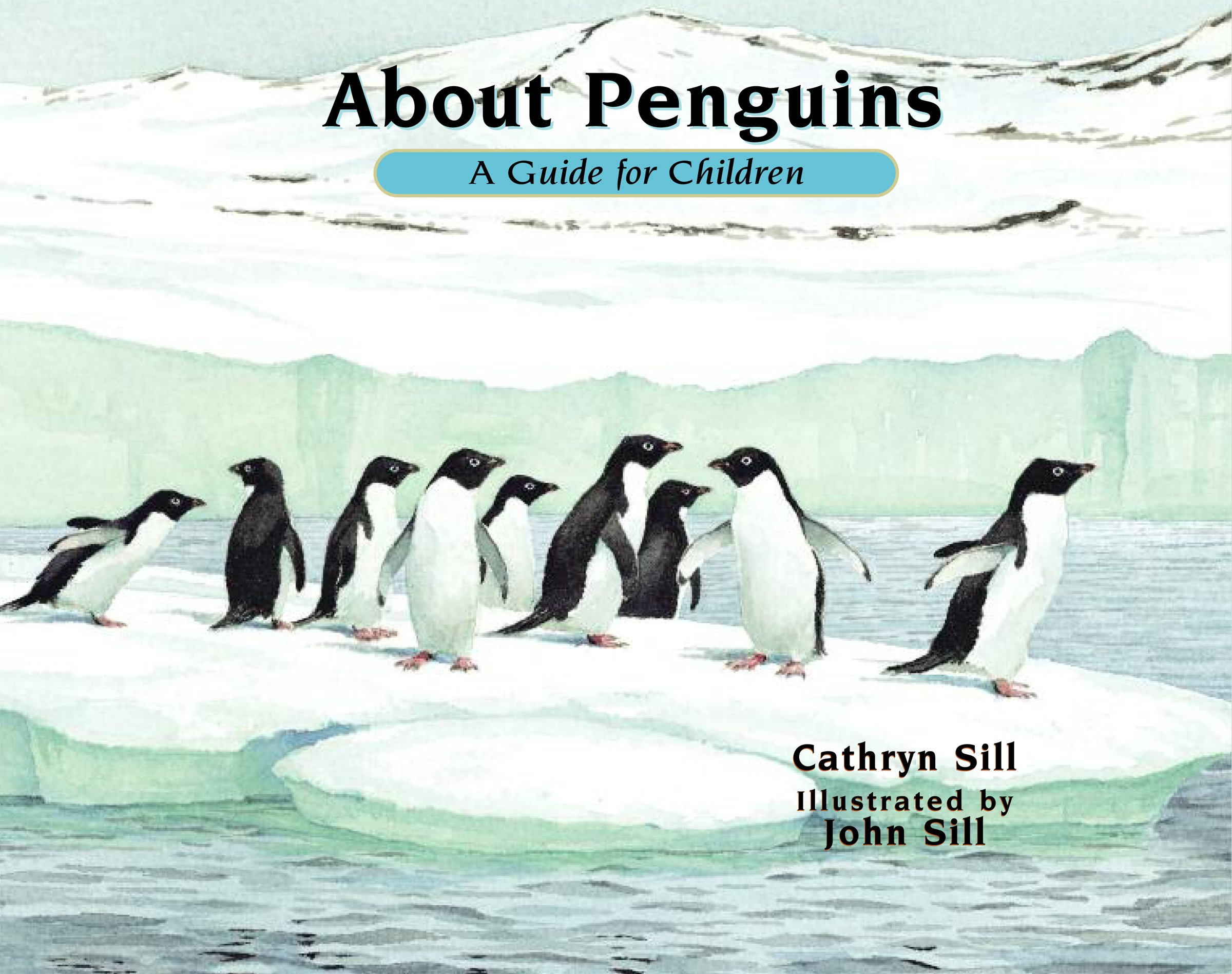Read Online About Penguins: A Guide for Children pdf