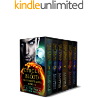 Circle of Blood: The Complete Series, Books 1 - 6