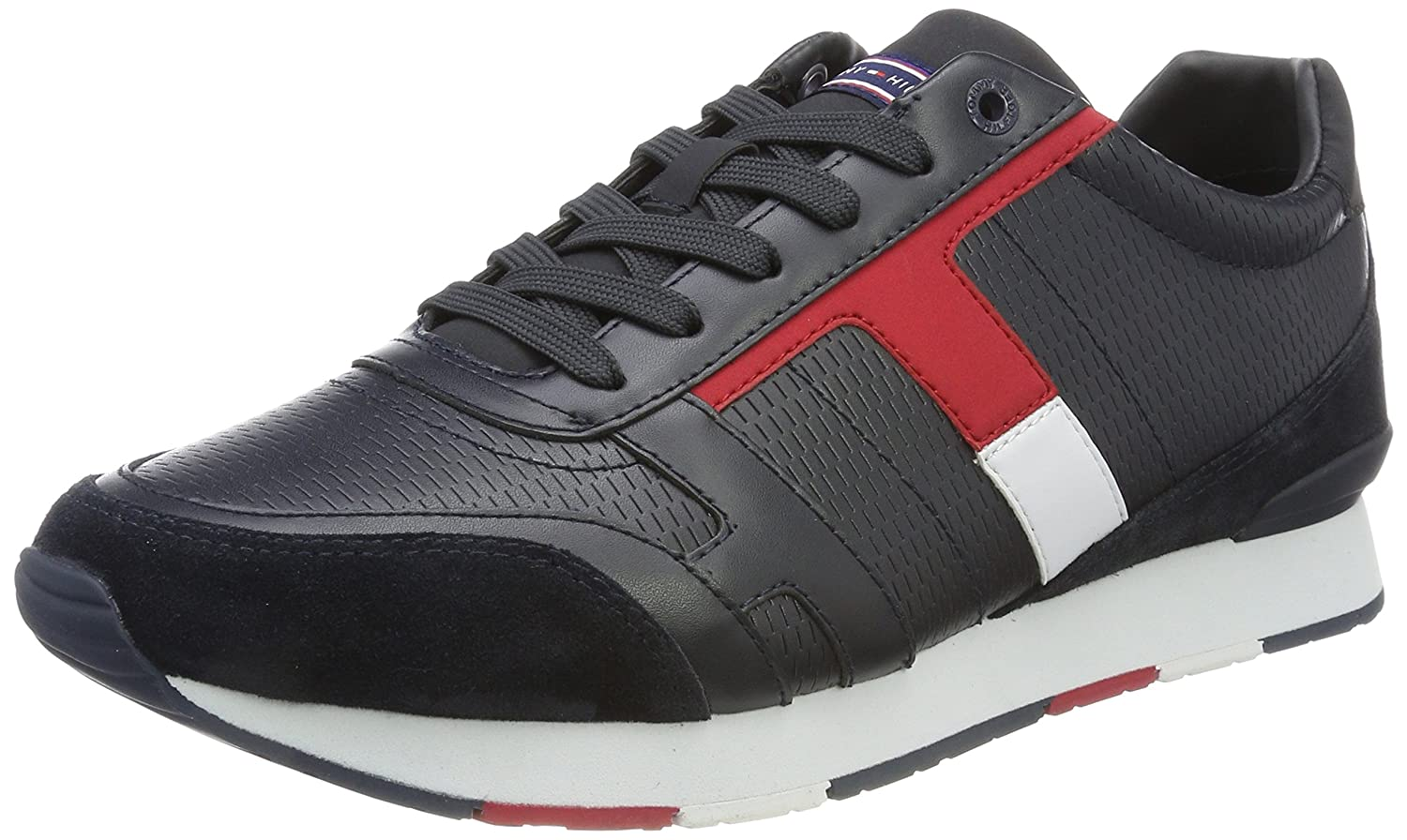 Tommy Hilfiger L2285eeds 2c1, Sneakers Basses Homme