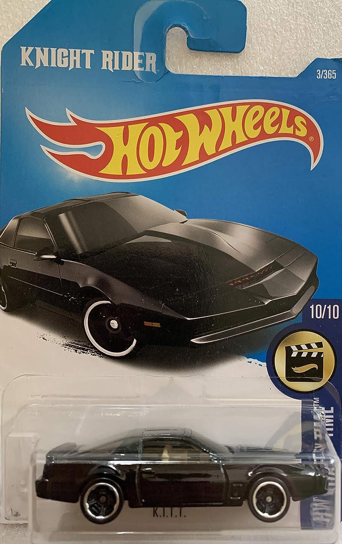 {Screen Time} Multi Hot Wheels id Knight Rider K.I.T.T