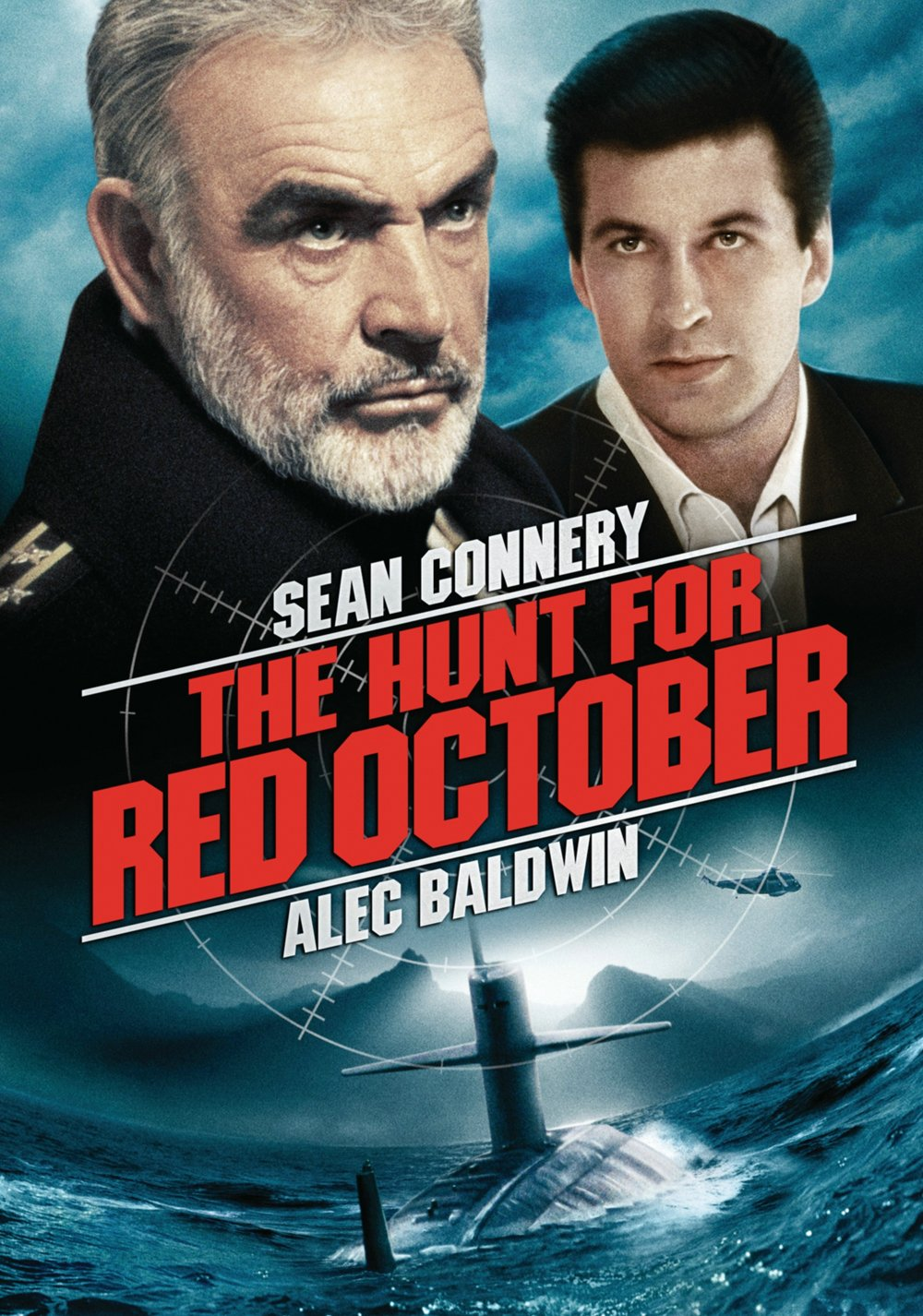 DVD : The Hunt for Red October (, Widescreen)