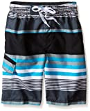 Amazon Price History for:Kanu Surf Boys' Optic Stripe Swim Trunk
