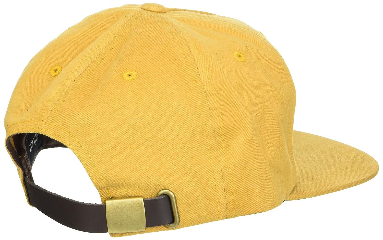 Brixton Mens Peeper Medium Profile Adjustable Hat