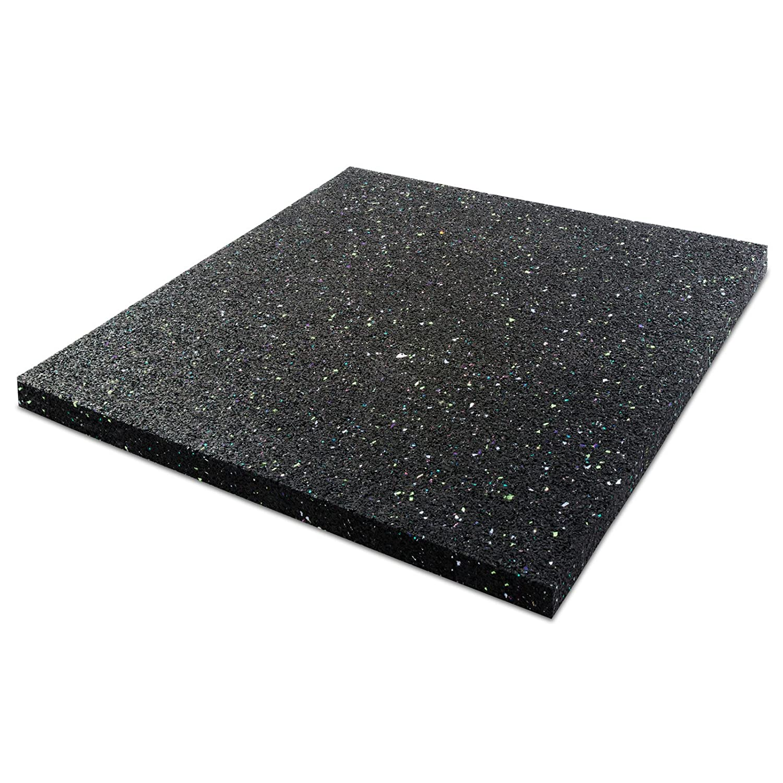 Amazon protective flooring sports outdoors etm rubber gym matting 20mm 9 sizes doublecrazyfo Choice Image