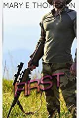 First (F-BOMB: SEALs Love Curves Book 3) Kindle Edition