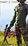 First (F-BOMB: SEALs Love Curves Book 3)