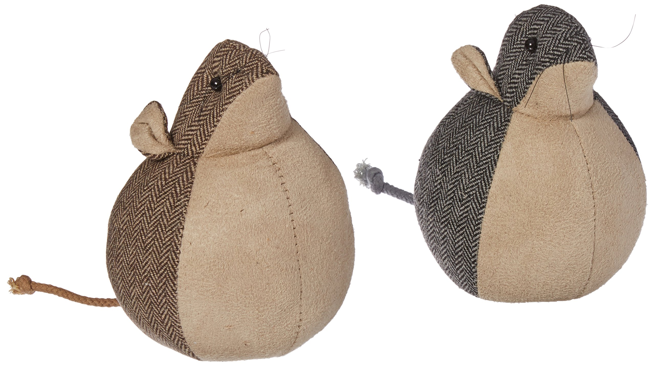 Esschert Design Mouse Door Stop, Set of 2