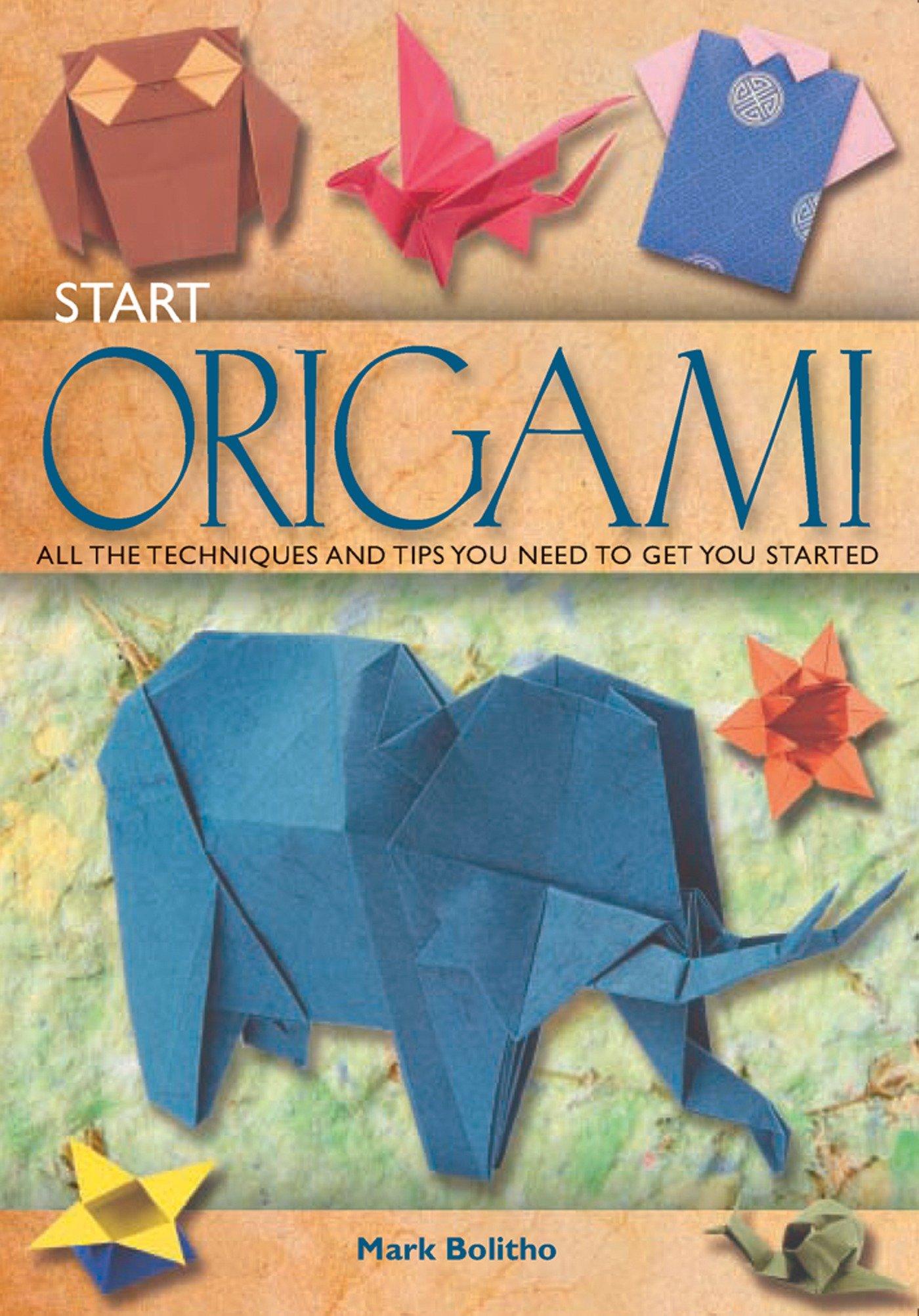Start origami amazon mark bolitho 0499991606979 books jeuxipadfo Choice Image