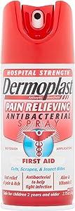Dermoplast Pain Relief and Antibacterial Spray Kit