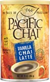 Pacific Chai Vanilla Chai Latte Mix, 10oz, Pack of 1