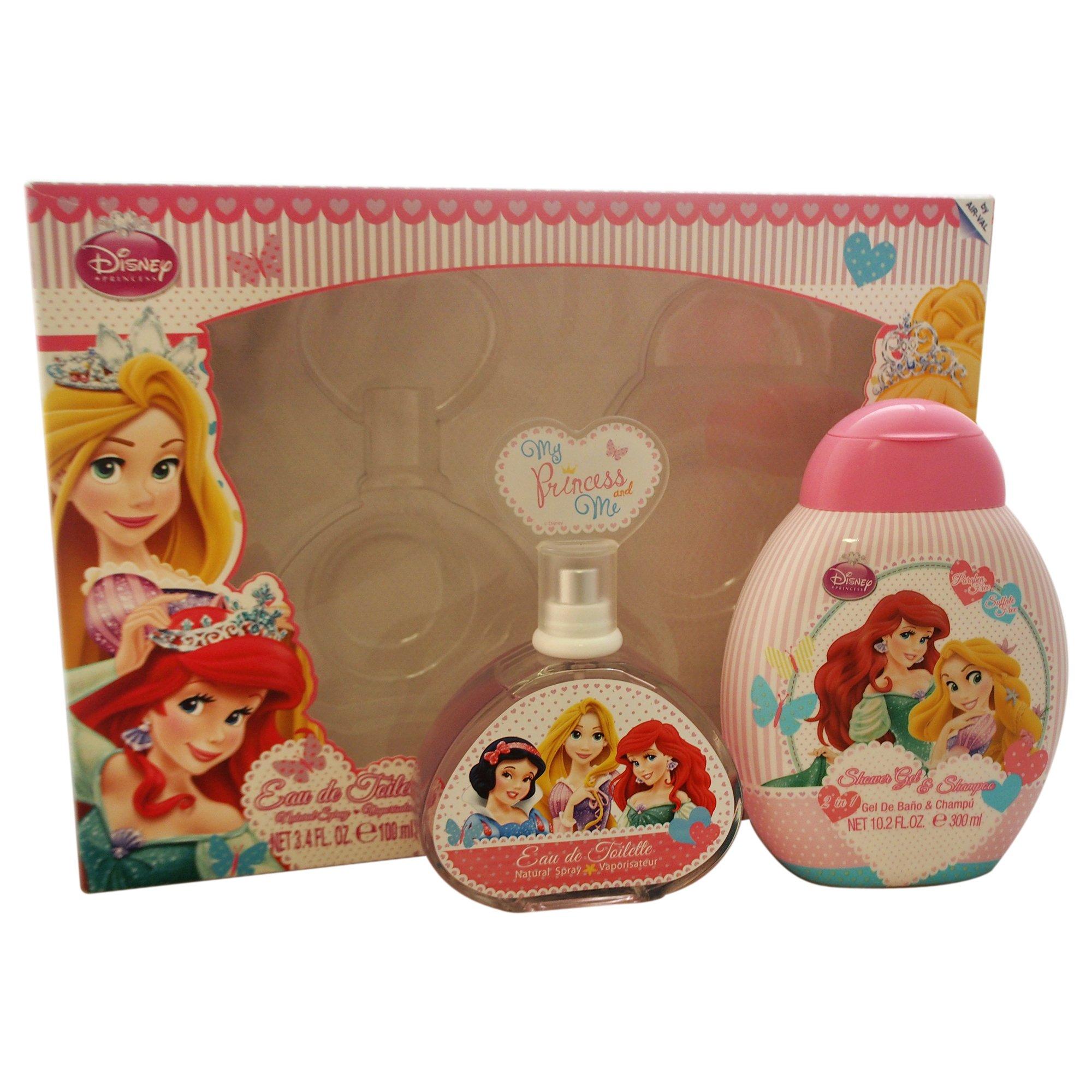 Air-Val International My Princess and Me Eau de Toilette Spray 2 Piece Gift Set for Kids