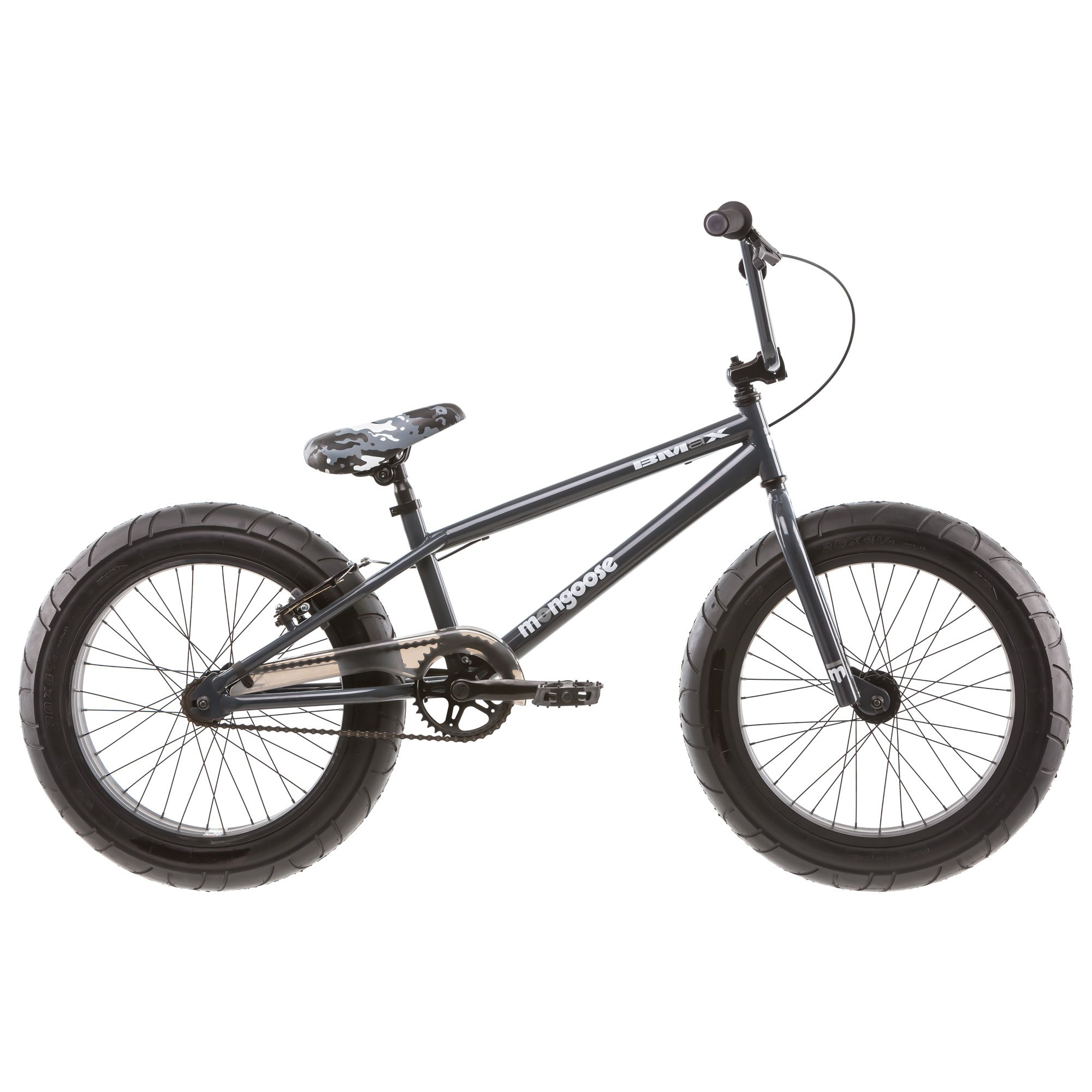 Mongoose Bmax Boy's Fat Tire Bike, 20'' by Mongoose (Image #2)
