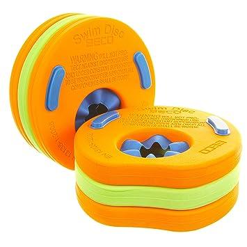 hongwo discos de flotador de natación brazo, Eva espuma brazo bandas para swimming-6
