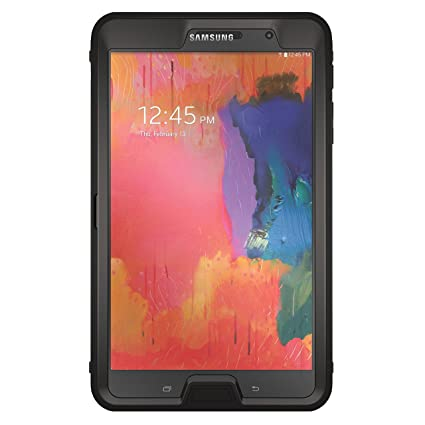 best service 5193e b4601 OtterBox 77-40498 Defender Case for Samsung Galaxy Tab Pro 8.4 Tablet -  Black (Retail Packaging from OtterBox)