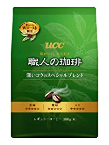 UCC craftsman of coffee deep richness of the special blend SAP 300g