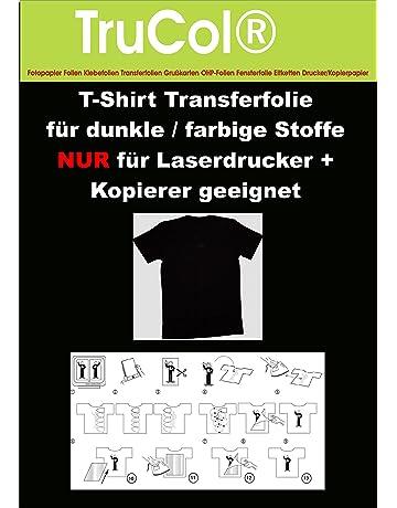 10 hojas de A4 Camiseta papel de transferencia de papel de ...