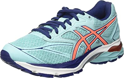 Asics Gel Pulse 8 Womens Zapatillas para Correr - 39.5: Amazon.es: Zapatos y complementos