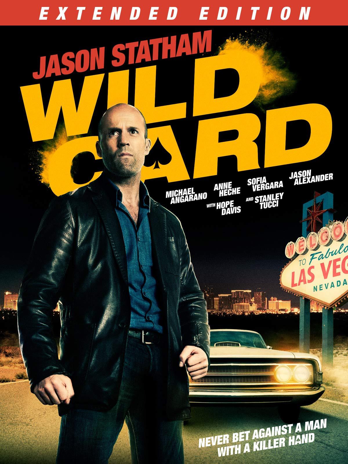 Wild Card on Amazon Prime Video UK