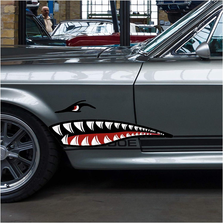 3M 2080 Schwarz Glanz Finest Folia Folie f/ür die Motorhaube Dekor f/ür Haube Selbstklebend Carwrapping Auto Kfz Zubeh/ör Design Aufkleber Passgenau D020