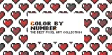 Color By Number: Pixel art adult coloring to recolor 8bit coloring book and sandbox coloring