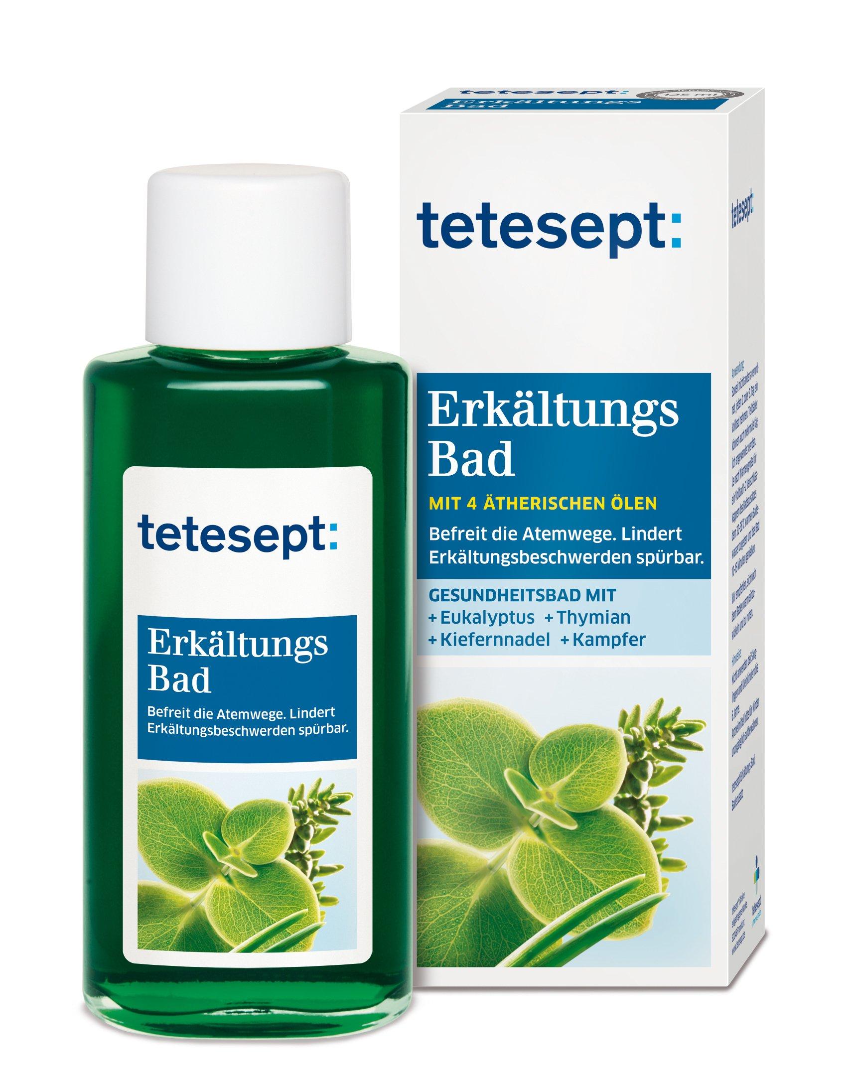 TETESEPT Erkältungs Bad 125 ml (1 x 125 ml)