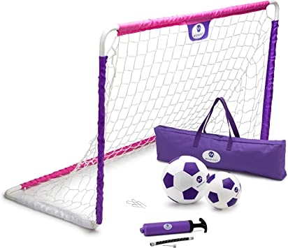 "American Girl Sports Set Accessory White VOLLEYBALL w// Purple Star for 18/"" Doll"