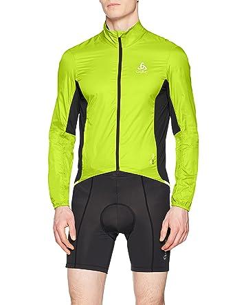 Odlo fujin Chaqueta Ciclismo Hombre: Amazon.es: Ropa y ...