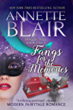Fangs for the Memories (Dragon Tails Book 2)