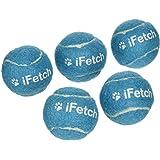 iFetch Mini Tennis Balls, Small