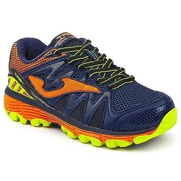 Sportime2 Joma Trek jr803 Marino - Zapato Trail niño (EU 31 - cm 19 - UK 12.5): Amazon.es: Deportes y aire libre