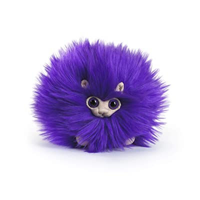 Harry Potter Collector Pygmy Puff Plush Purple: Toys & Games