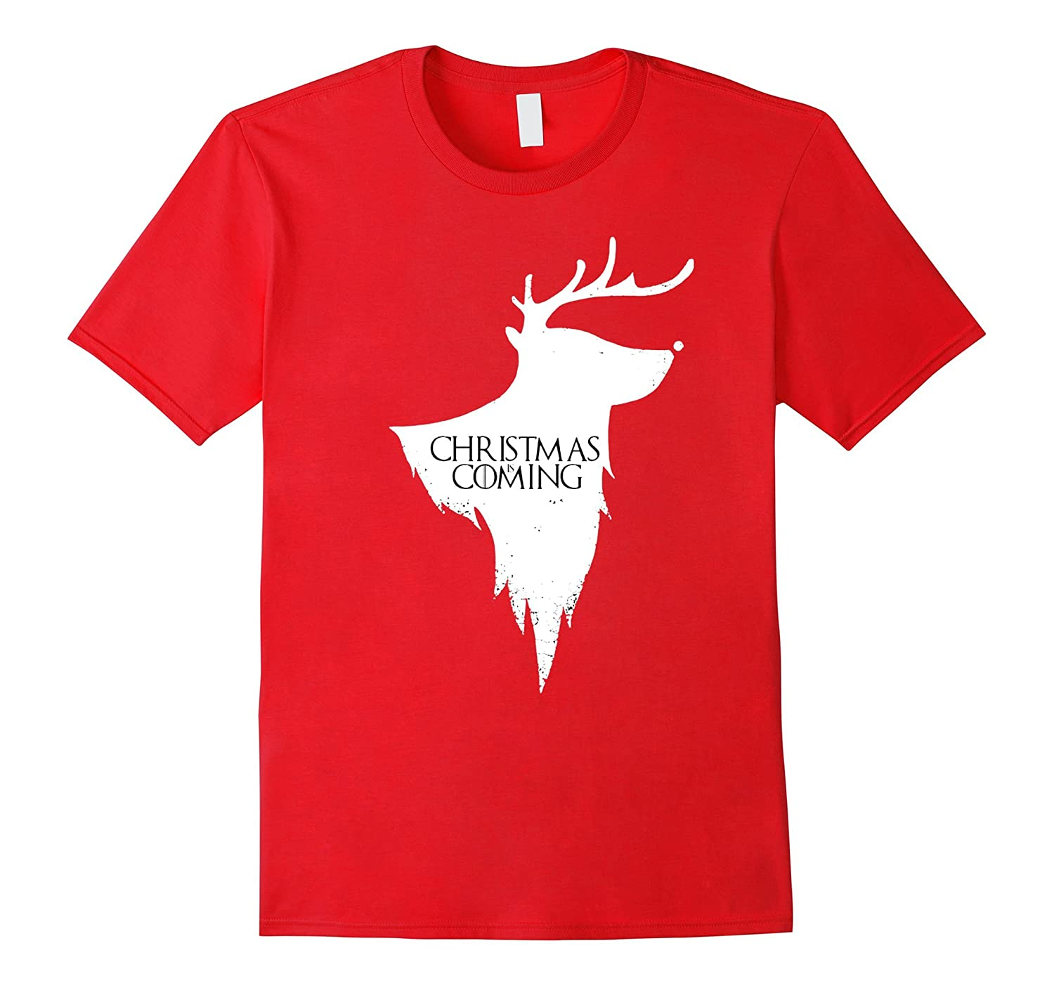 Christmas Is Coming t shirt-azvn