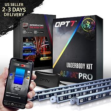 OPT7 AURA PRO Bluetooth Control Box Kit