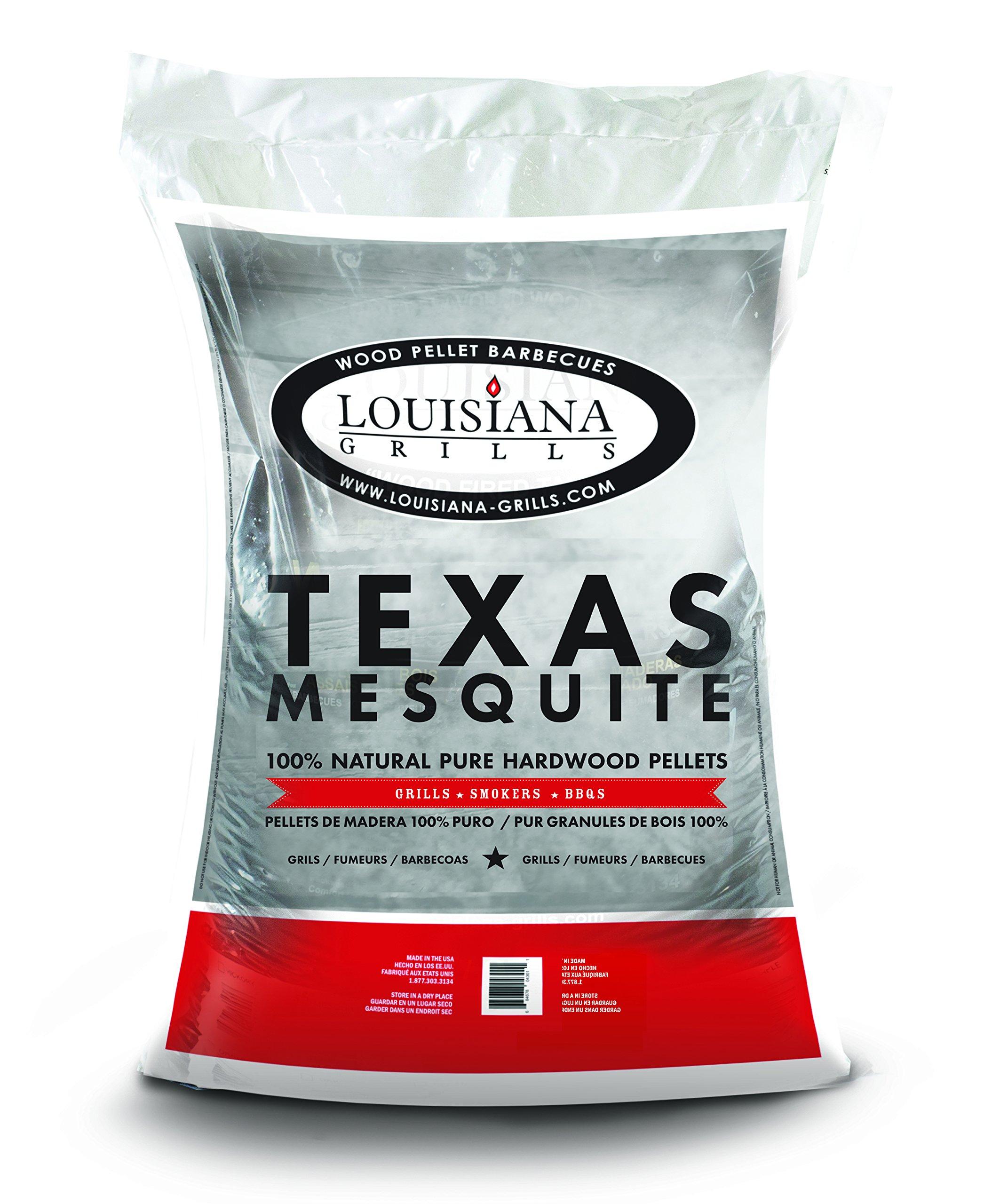 Louisiana Grills 55408 Texas Mesquite Pellets 40-Pound 2