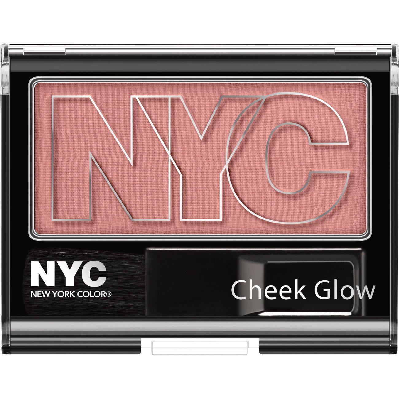 N.Y.C. New York Color Cheek Glow Blush, West Side Wine Coty 30068035652