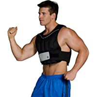CAP Barbell Adjustable Weighted Vest (20-Pound)