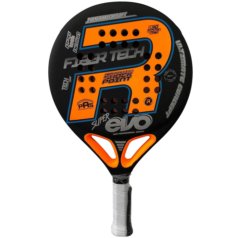 Royal Pádel Pala Super EVO Orange 2018: Amazon.es: Deportes ...
