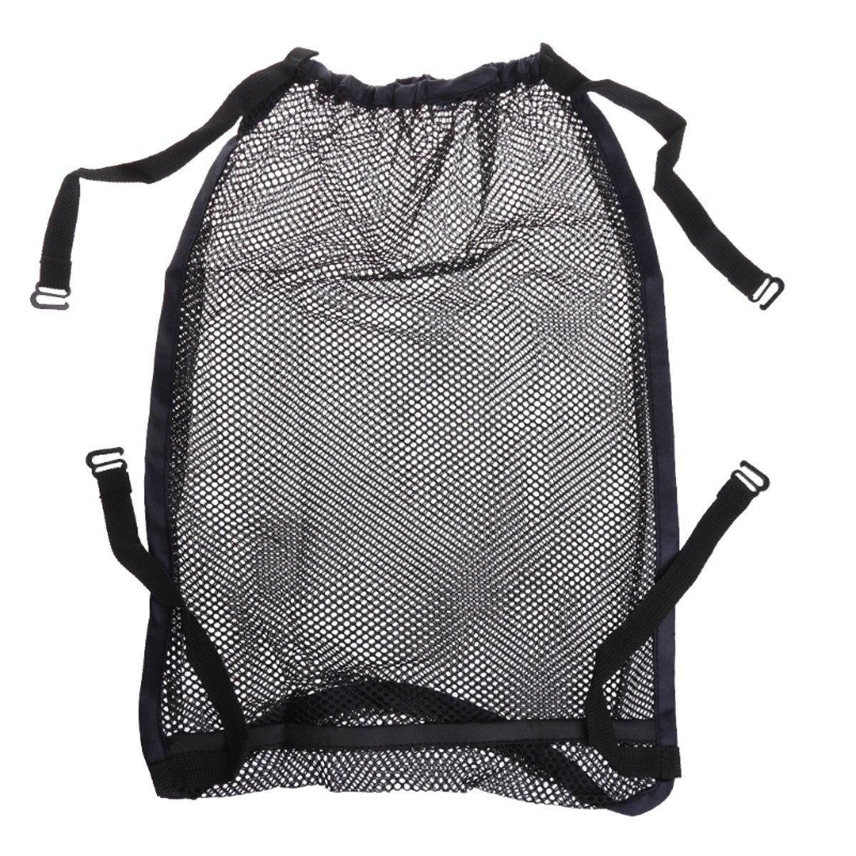 ARHSSZY Multi-Function Baby Stroller Accessory Portable Mesh Tuck Net Stroller String Bag Infant Stroller Organizer Bottle Diaper Bag Hanging Storage Universal Size Baby Stroller Organizer