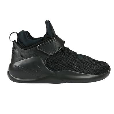 nike kwazi grande stile scarpe: 845075, black / nero, 4: comprare online