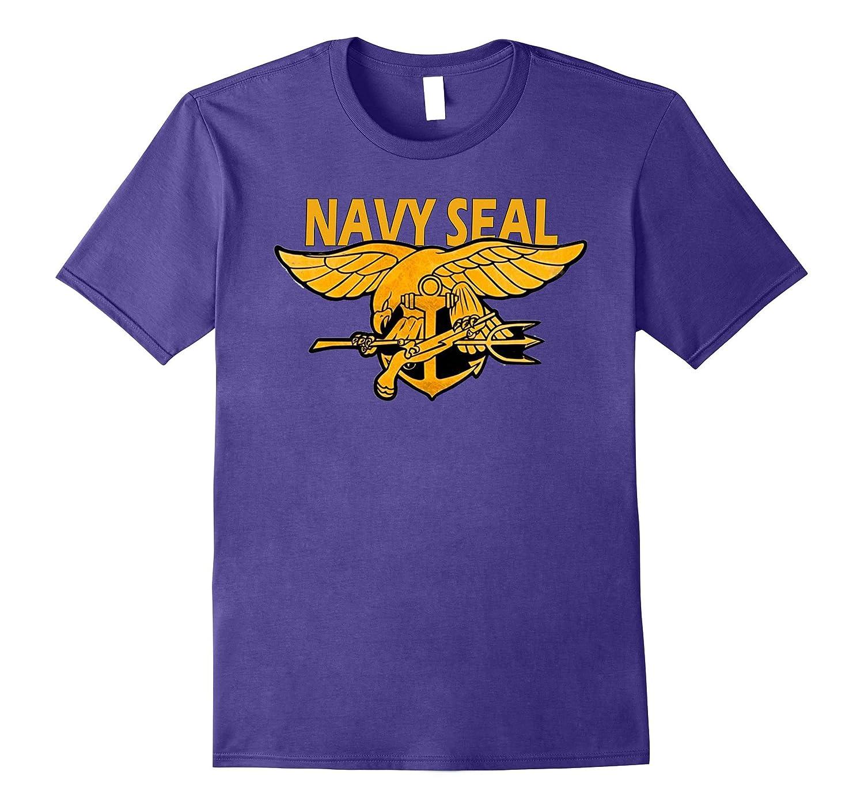 U.S Navy Seal Logo Tshirt-FL