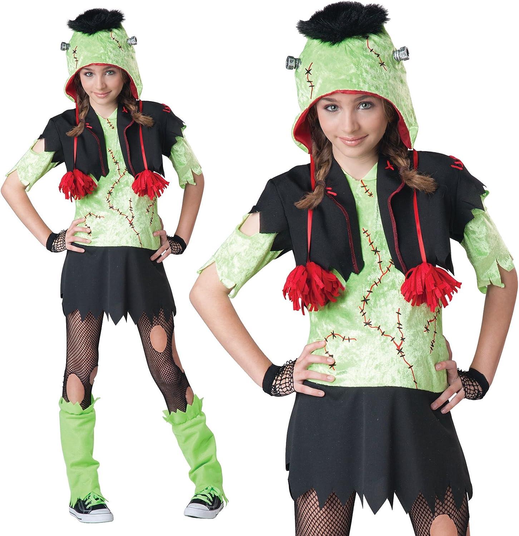 Tween Deluxe Monstruo de las niñas adolescentes Teen Frankenstein ...