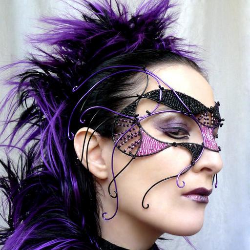 Makeup For Masquerade Masks - Makeup games: Masks