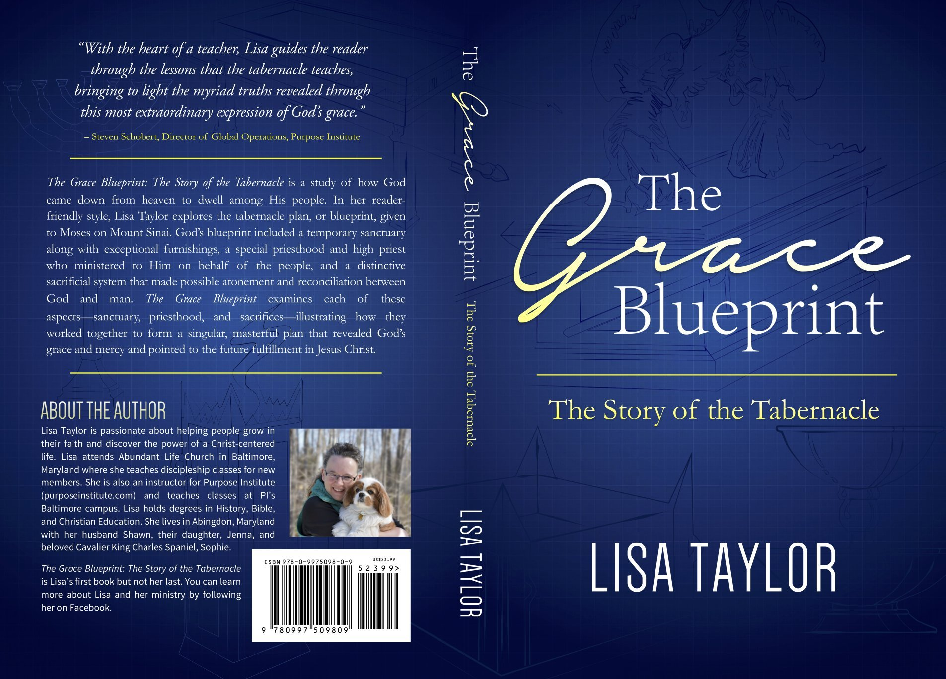 The grace blueprint the story of the tabernacle lisa taylor the grace blueprint the story of the tabernacle lisa taylor 9780997509809 amazon books malvernweather Gallery
