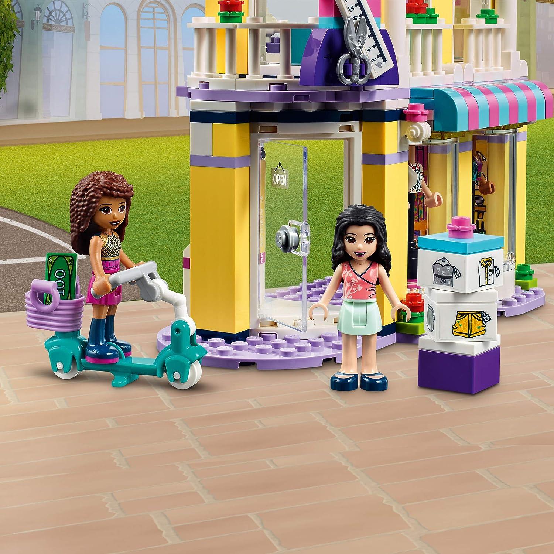 LEGO 41427 Friends Emmas Mode-Gesch/äft Mehrfarbig