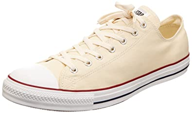 2666f5c2b8c1 Converse Chuck Taylor All Star Shoes Low top in White  Amazon.com.au ...
